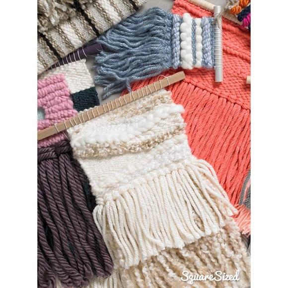 Weaving Loom Kit by Bucilla Plaid
